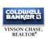 Colwell Banker Vinson Chase Logo
