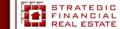 Strategic Financial Real Estate Logo