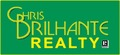 Chris Brilhante Realty Logo