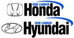Dene Lambkin Honda & Hyundai Logo