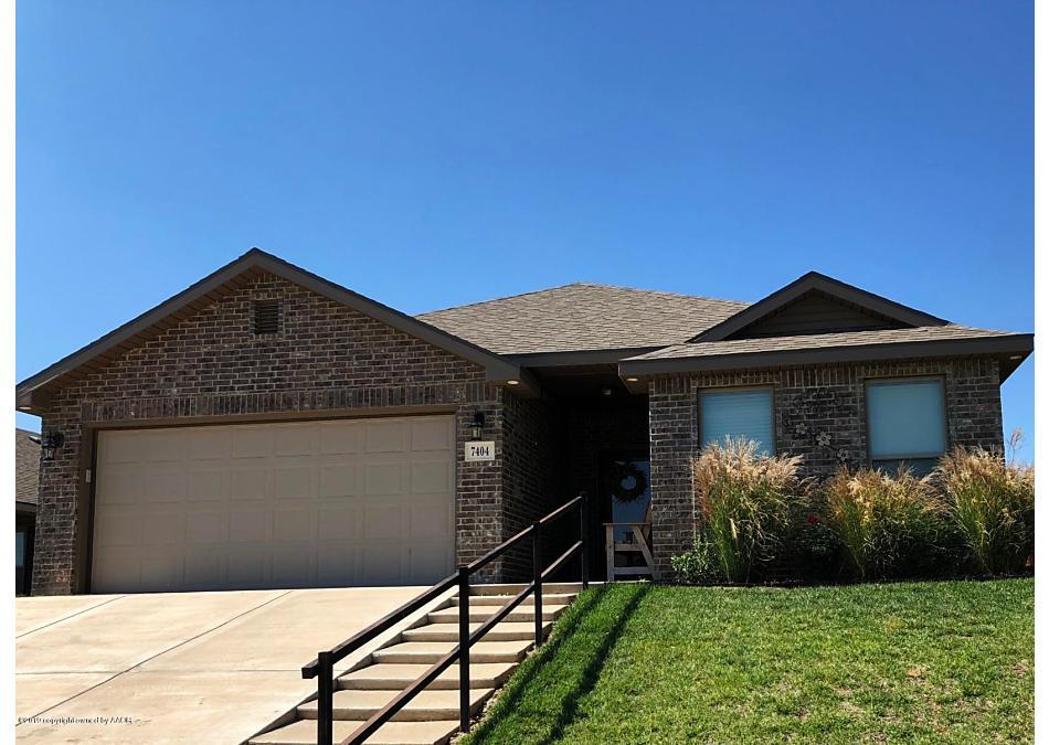 Photo of 7404 SINCLAIR ST Amarillo, TX 79119