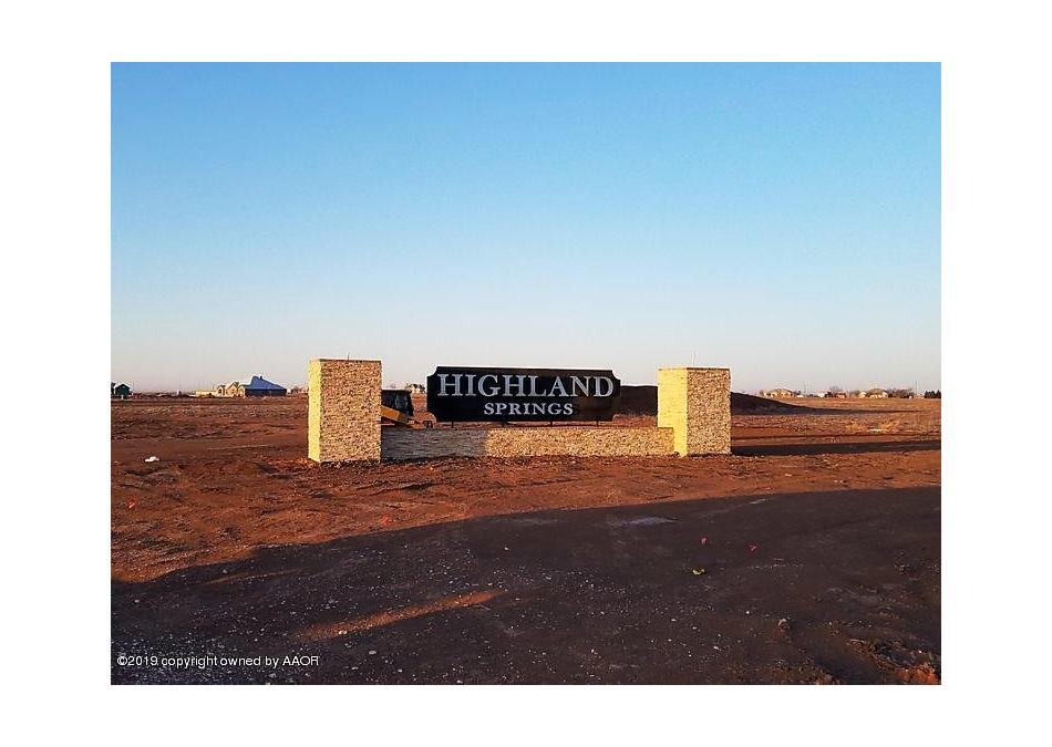 Photo of 9210 Highland Springs Dr Amarillo, TX 79119