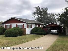 Photo of 309 Union St Borger, TX 79007