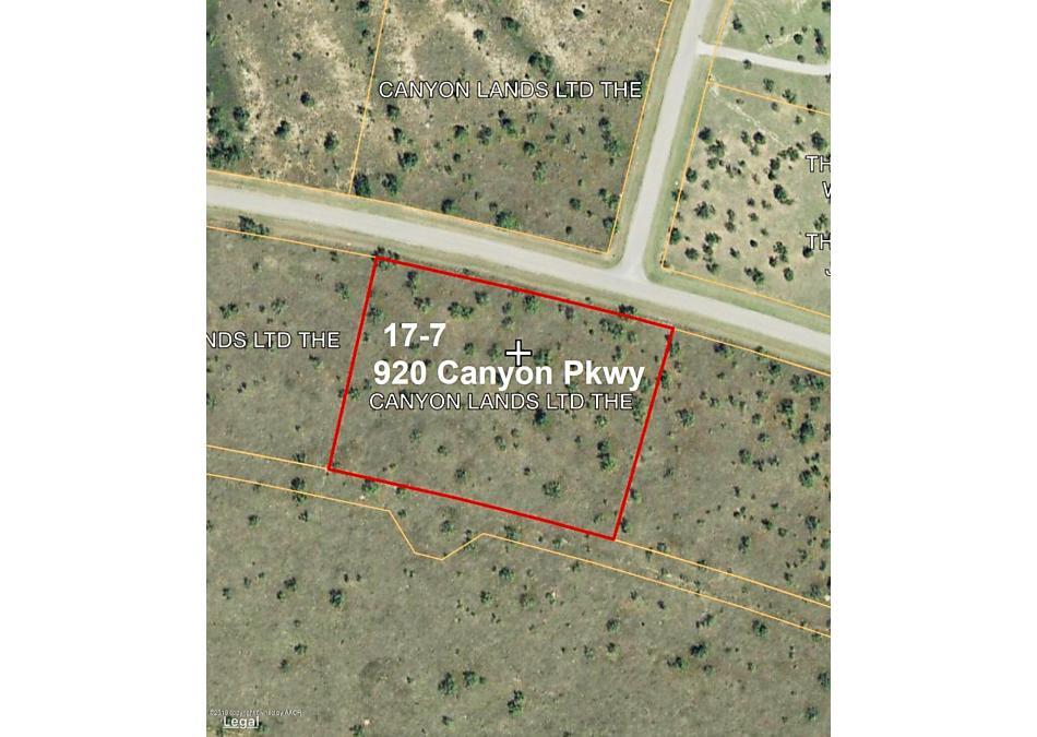 Photo of 920 CANYON PKWY Amarillo, TX 79115