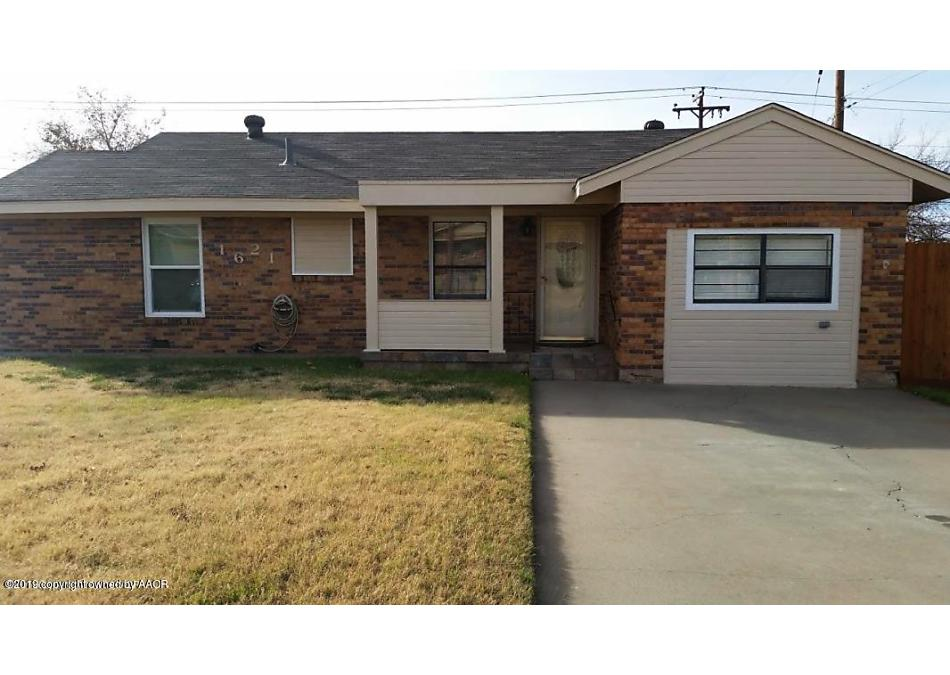 Photo of 1621 Takewell St Borger, TX 79007