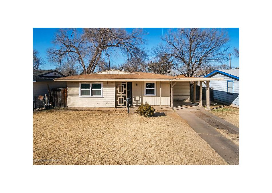 Photo of 3812 Gables St Amarillo, TX 79110