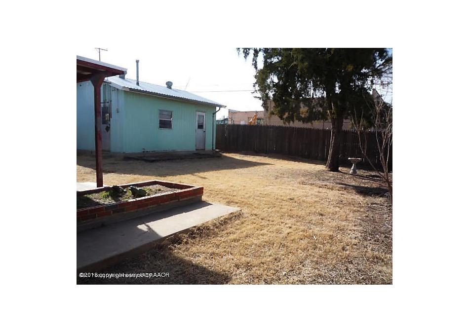 Photo of 713 Mississippi St Borger, TX 79007