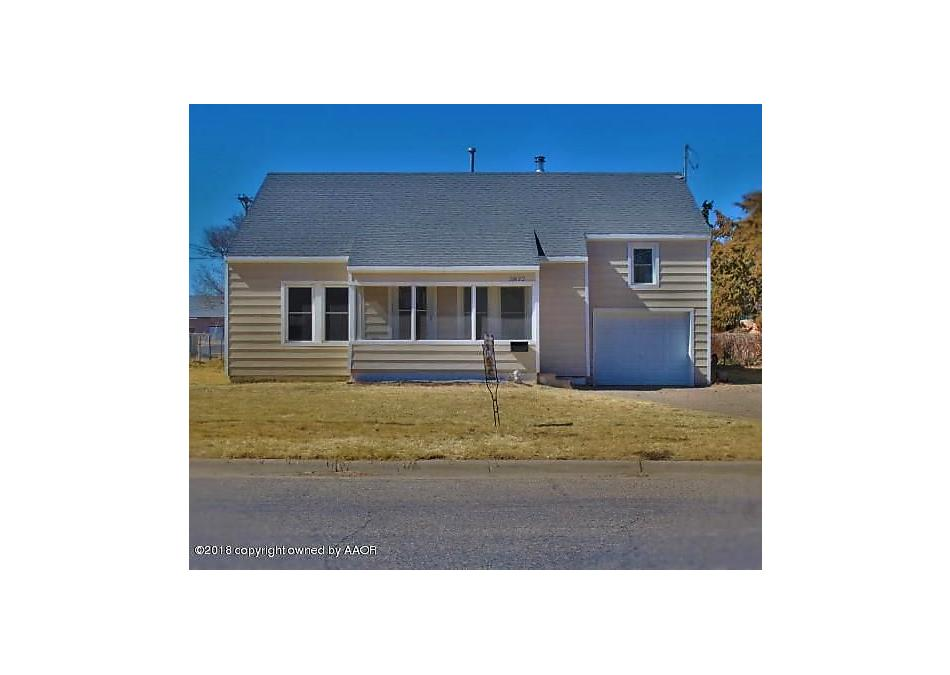 Photo of 3822 Bowie St Amarillo, TX 79110