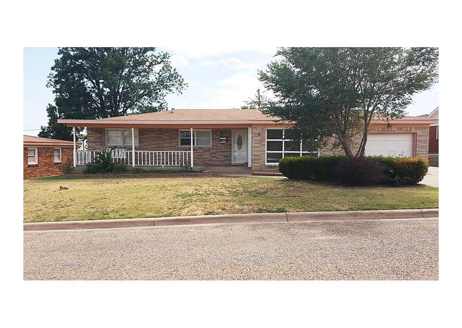 Photo of 412 Santa Fe Borger, TX 79007