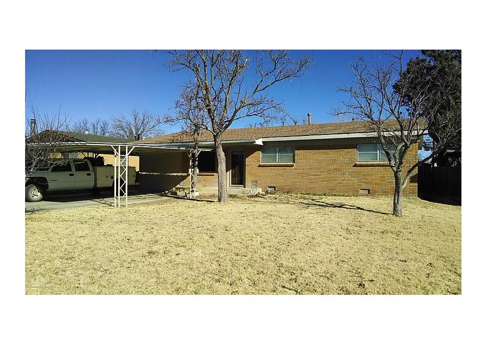 Photo of 1721 S Grinnell St Perryton, TX 79070