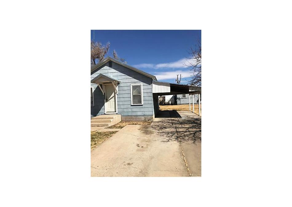 Photo of 1111 S Banks St Pampa, TX 79065