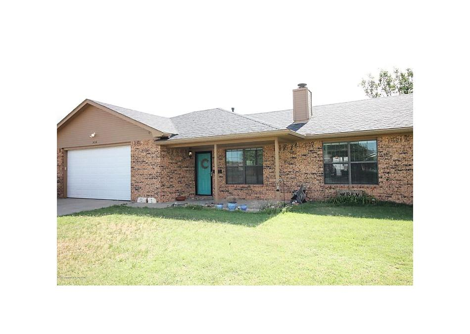 Photo of 1438 N Dwight St Pampa, TX 79065