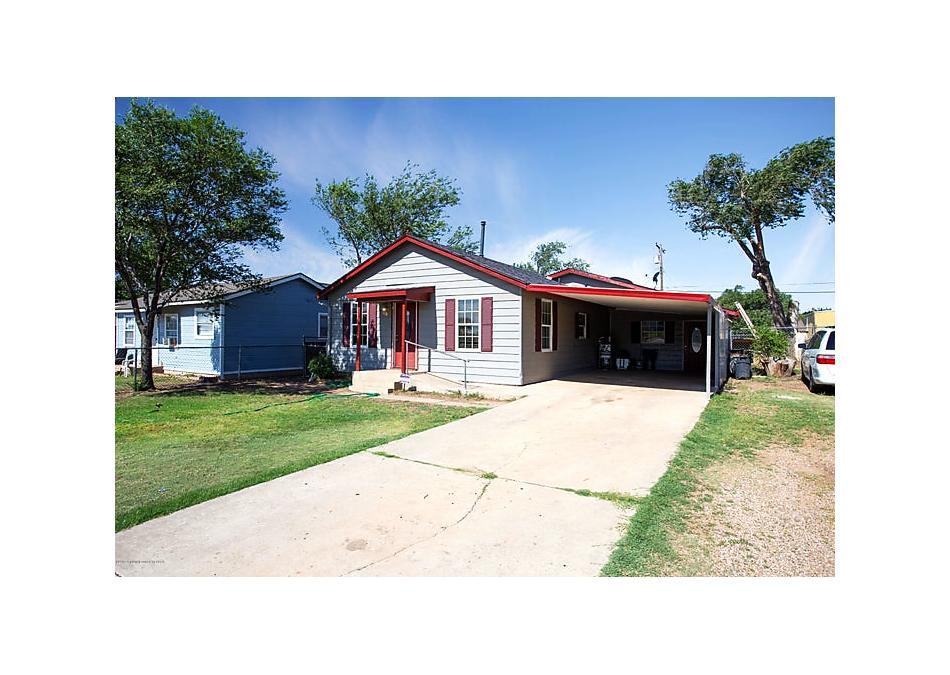 Photo of 408 Bivins St Amarillo, TX 79104
