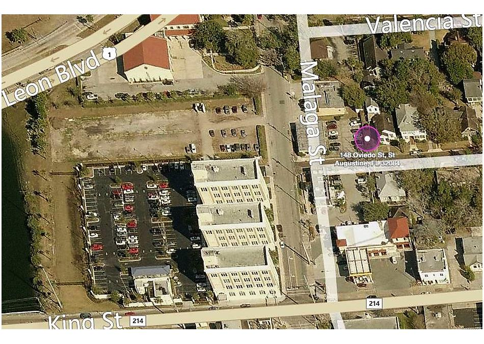 Photo of 148 Oviedo Street St Augustine, FL 32084