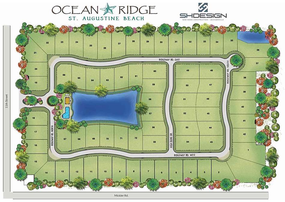 Photo of 529 Ridgeway Rd. St Augustine, FL 32980